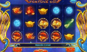 Jocul de cazino online Fortune Koi gratuit