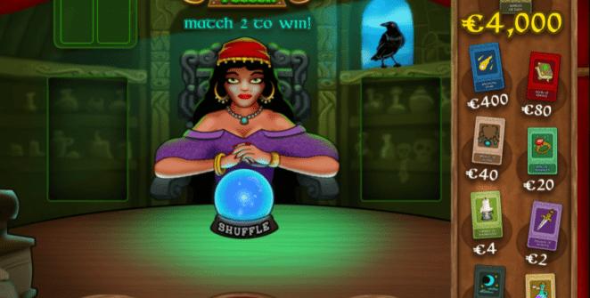 Joaca gratis pacanele Fortune Teller online