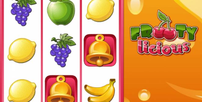 Joaca gratis pacanele Frooty Licious online
