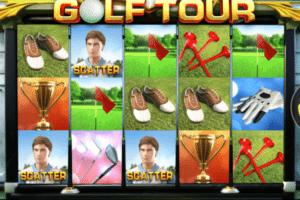 Joaca gratis pacanele Golf Tour online