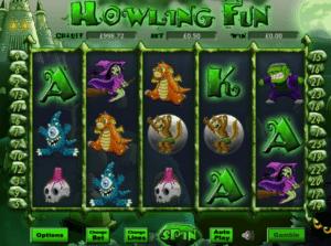 Howling Fun gratis joc ca la aparate online