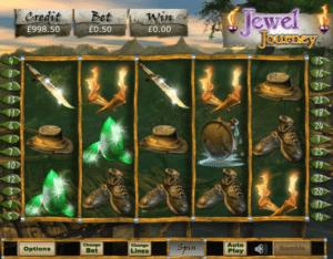 Jocul de cazino online Jewel Journey gratuit