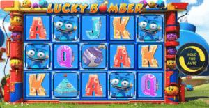 Jocul de cazino online Lucky Bomber gratuit