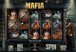 Joaca gratis pacanele Mafia online