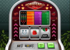Jocuri Pacanele Monte Carlo Classic Online Gratis