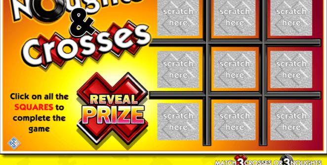 Jocul de cazino online Noughts and Crosses gratuit