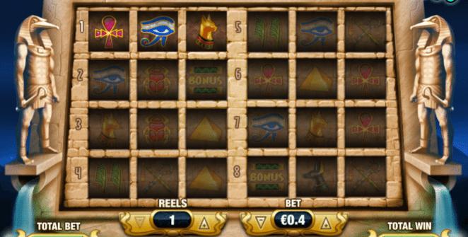 Pharaohs Gold gratis joc ca la aparate online