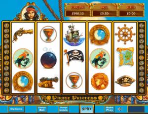 Jocul de cazino online Pirate Princess gratuit