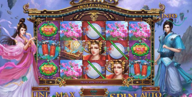 Qixi Festival gratis joc ca la aparate online
