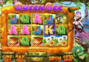 Joaca gratis pacanele Queen Bee online