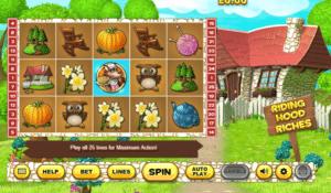 Jocuri Pacanele Riding Hood Riches Online Gratis