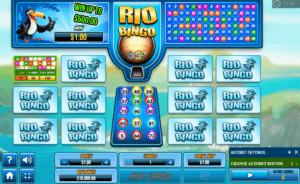 Joaca gratis pacanele Rio Bingo online