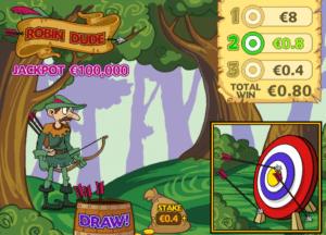 Joaca gratis pacanele Robin Dude online