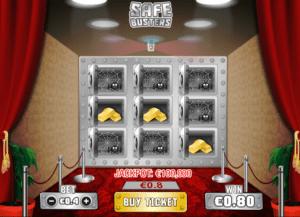 Jocuri Pacanele Safe Busters Online Gratis
