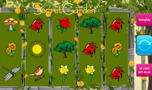 Jocul de cazino online Secret Gardengratuit