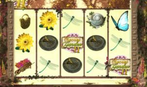 Joaca gratis pacanele Secret Garden II online