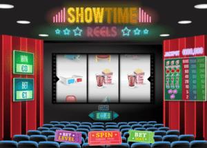 Jocul de cazino online Showtime Reels gratuit