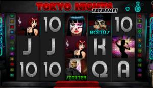 Tokyo Nights gratis joc ca la aparate online