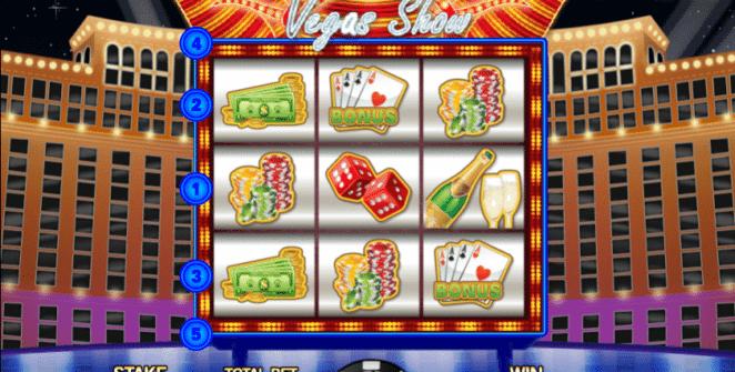 Vegas Show gratis joc ca la aparate online