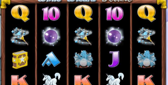 Jocuri Pacanele White Wizard Deluxe Online Gratis
