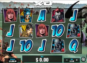 Joaca gratis pacanele XO Manowar online