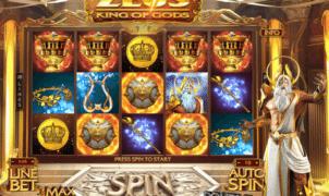 Jocul de cazino online Zeus King Of Gods gratuit