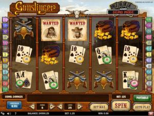Gunslinger gratis joc ca la aparate online