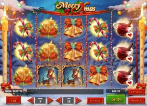 Jocul de cazino online Merry Xmas gratuit