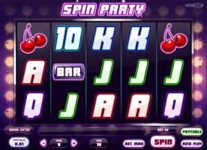 Jocuri PacaneleSpin PartyOnline Gratis