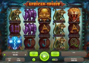 Jocuri Pacanele African Spirit Online Gratis