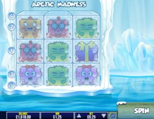 Jocul de cazino onlineArctic Madnessgratuit