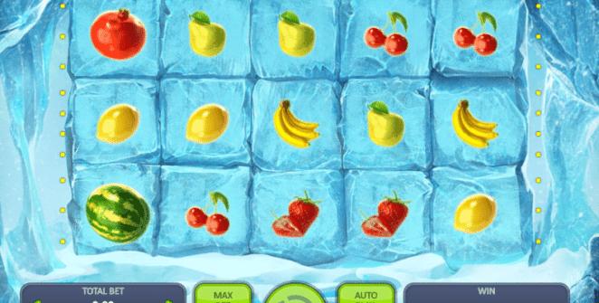 Jocuri Pacanele Fruity Frost Online Gratis
