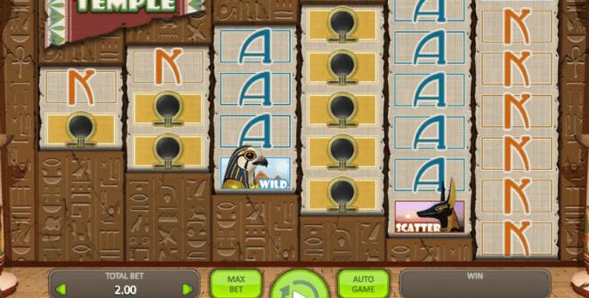 Jocul de cazino online Gods Temple gratuit