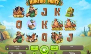 Jocuri Pacanele Hunting Party Online Gratis