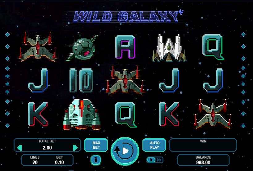 Jocul de cazino online Wild Galaxy gratuit
