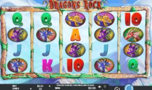 Dragons Rock gratis joc ca la aparate online
