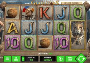 Jocul de cazino online Football Gladiators gratuit