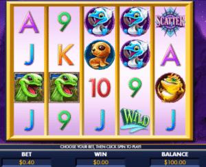 Jocul de cazino online Galapagos Islands gratuit
