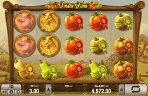 Jocuri Pacanele Golden Farm Online Gratis