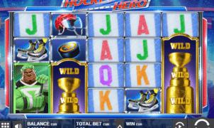 Jocul de cazino online Hockey Hero gratuit