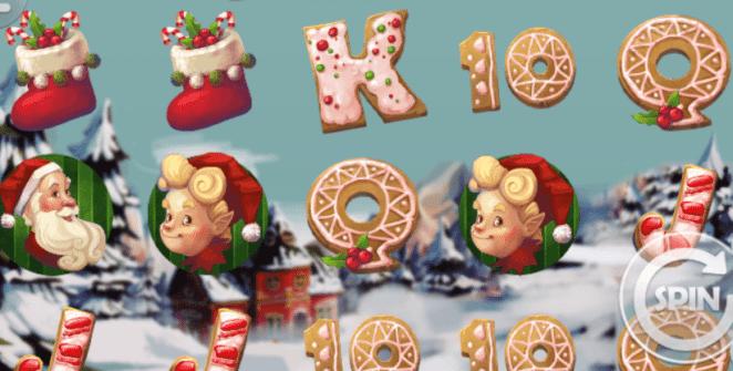 Joaca gratis pacanele Jolly Gingerbread online