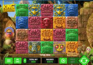 Joaca gratis pacanele King Bam Bam online