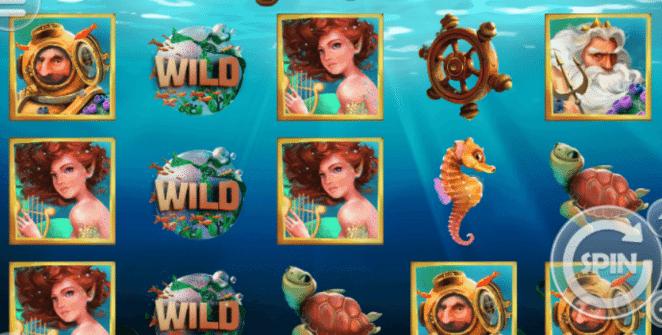 Jocuri Pacanele Legends of the Sea Online Gratis