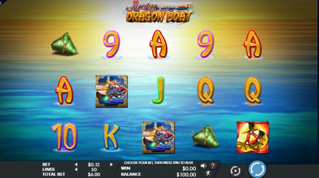 Jocul de cazino onlineLucky Dragon Boatgratuit