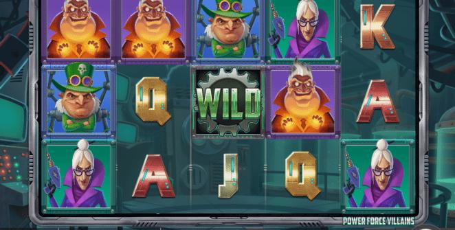 PF Villains gratis joc ca la aparate online