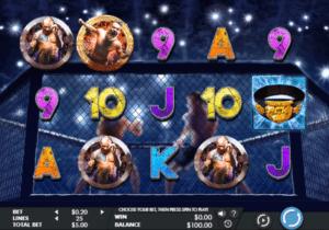 Joaca gratis pacanele Primetime Combat Kings online