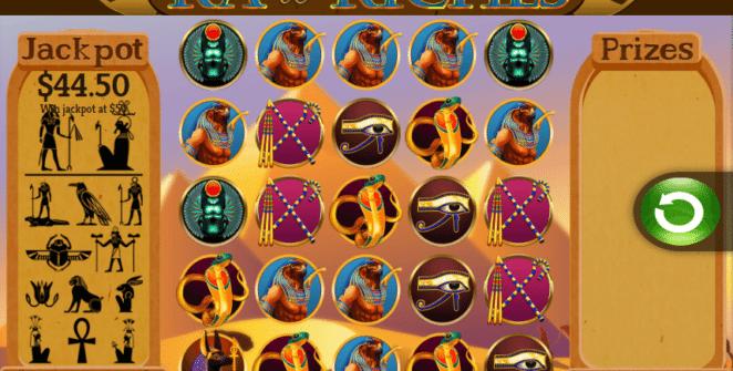 Jocul de cazino onlineRa to Richesgratuit