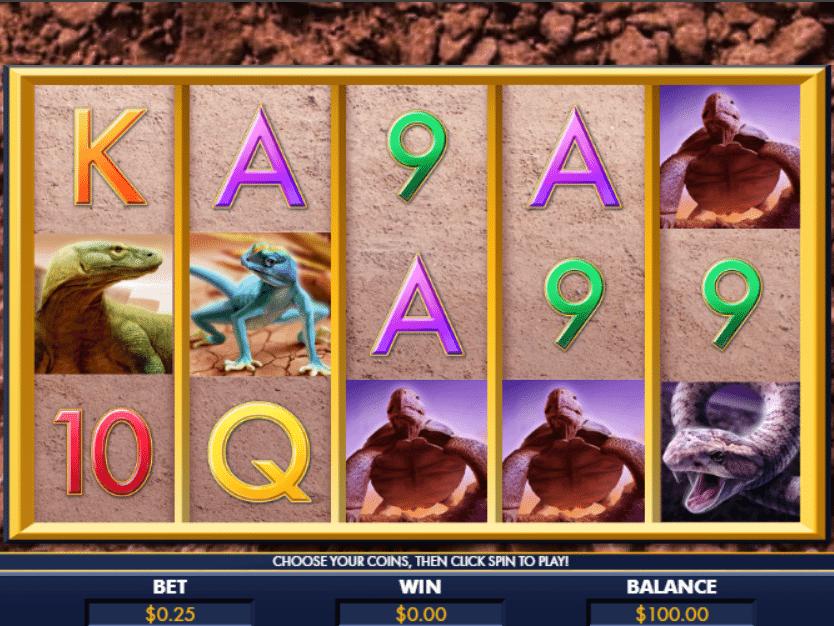Jocuri Pacanele Reptile Riches Online Gratis