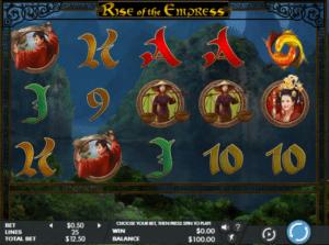 Rise of Empressgratis joc ca la aparate online