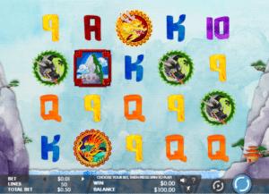 Joaca gratis pacanele River Dragons online